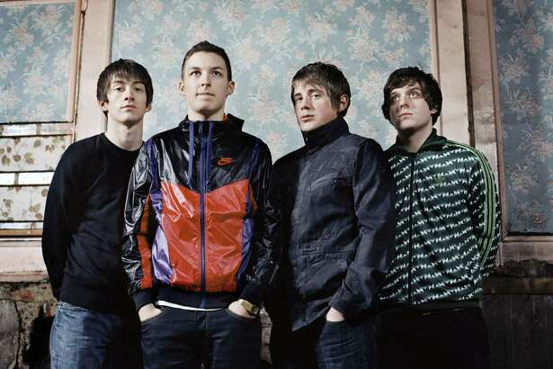 Artic Monkeys, a British indie-rock band, hit The Woodlands Pavilion.