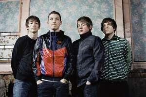 Artic Monkeys, a British indie-rock band, hit The Woodlands Pavilion.