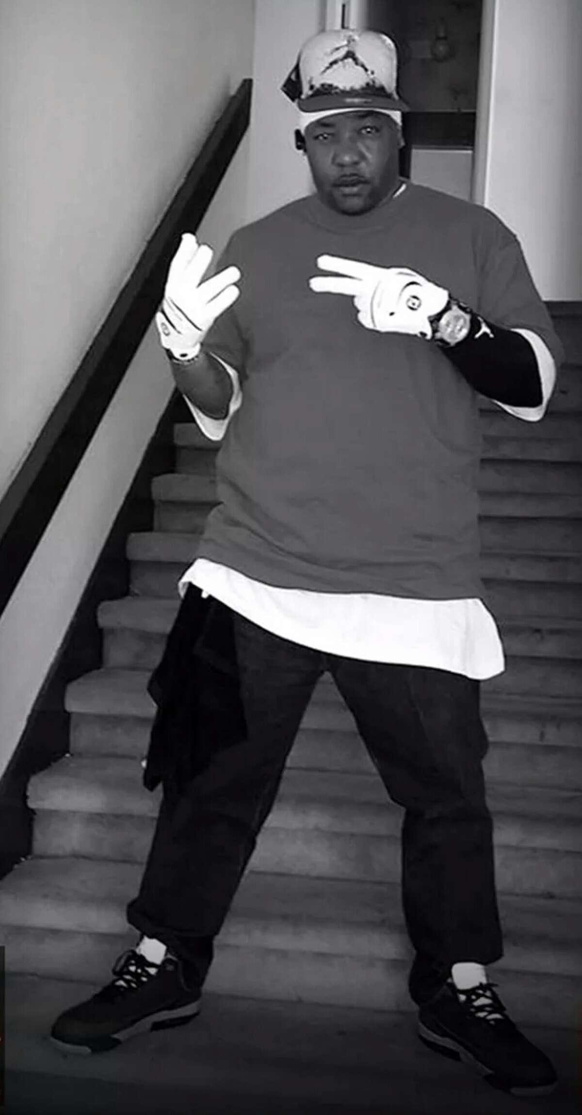 Rowdy Williams aka South Park Coalition rapper Ganxsta Nip