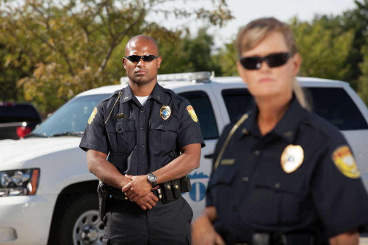 Two-officer responses 5-year average no. of two officers eligible calls: 346,649 5-year average no. of two officers responses: 187,190 Percentage of calls where two officers responded: 54.1 percent