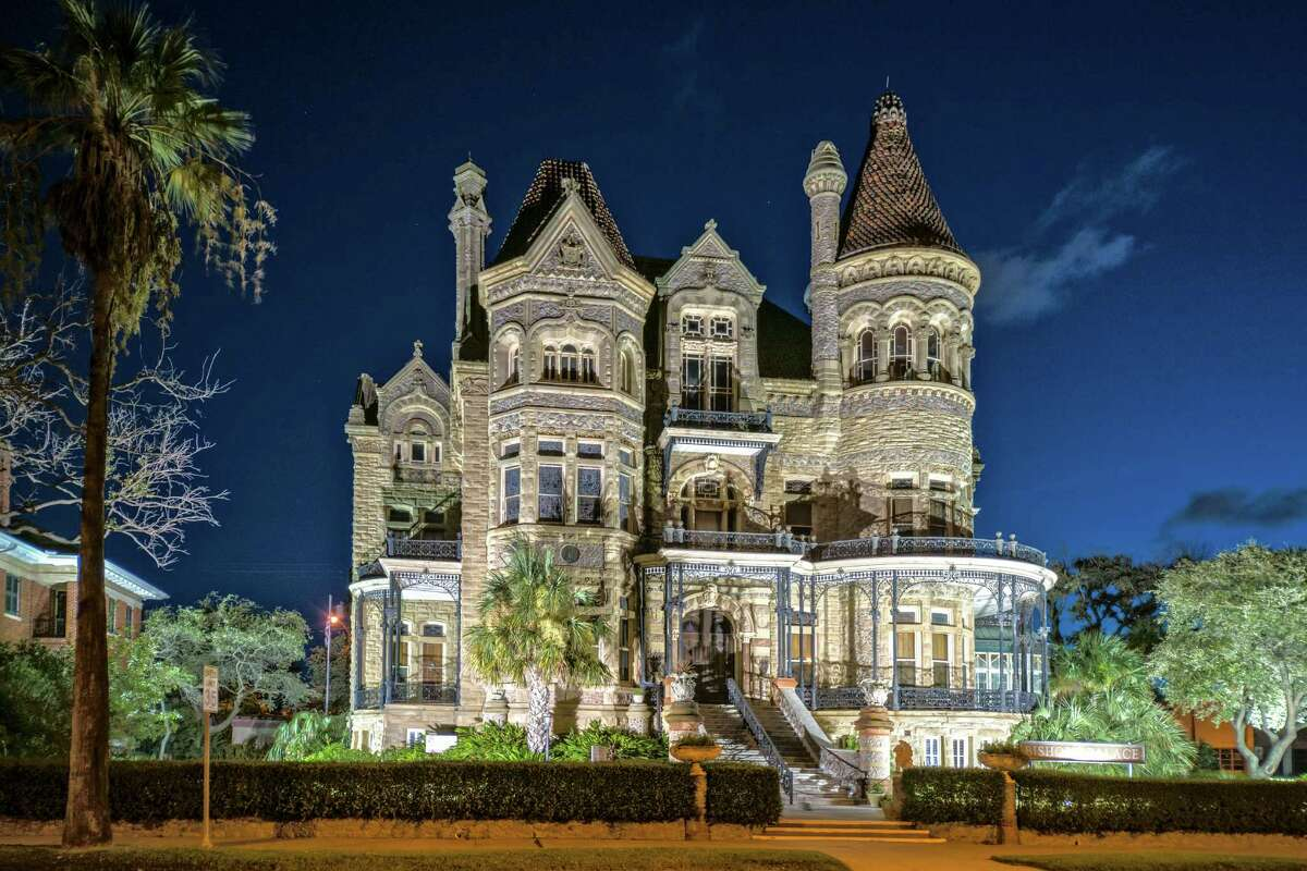 Stop by the castle-like 1892 Bishop's Palace and cruise through the East End Historic District with stunning architecture and Galveston's famous Tree Sculptures.