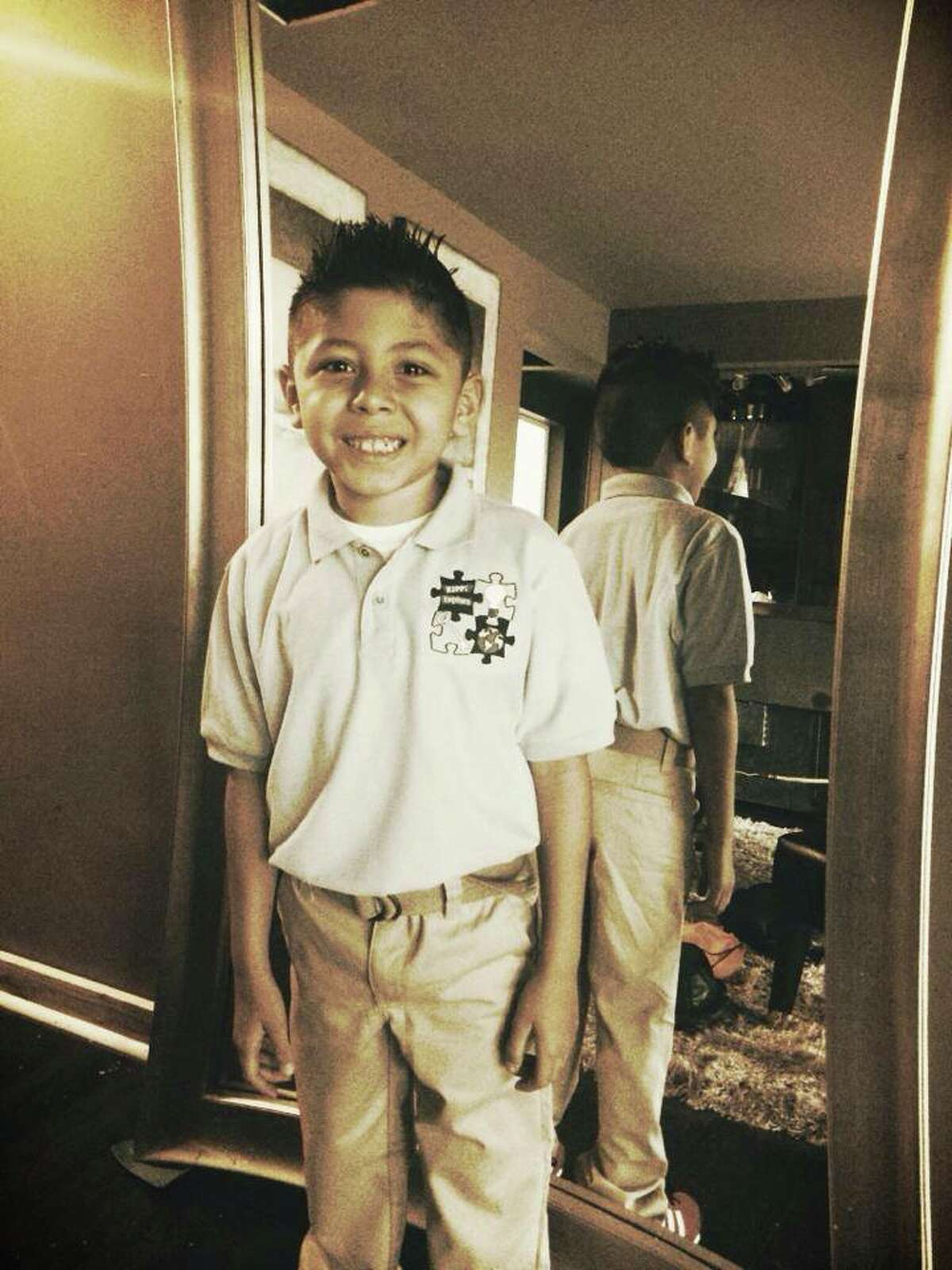 7-year-old Jordan Alexander Pinella is a second grade student in Houston that is already a die-hard horror fanatic with a devoted following of fans. He plans on being a horror movie director one day.