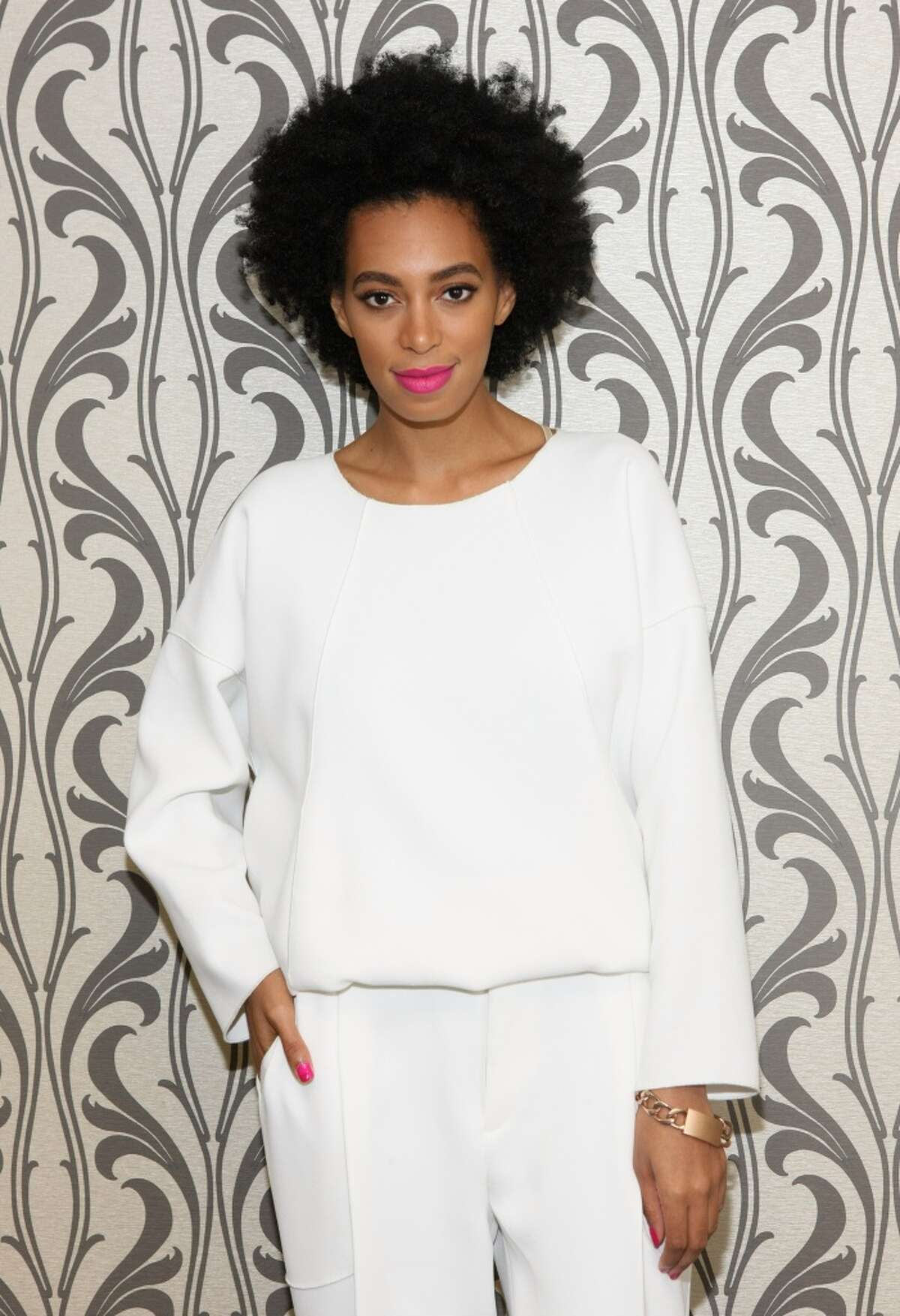 Don't forget about Beyonce's little sis, Solange, who was also born in Houston.
