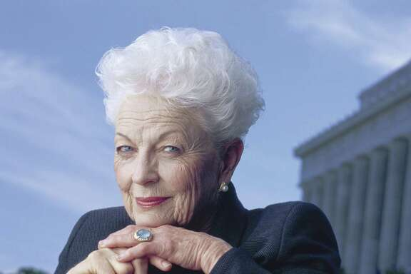 ALL ABOUT ANN: GOVERNOR RICHARDS OF THE LONE STAR STATE: Ann Richards.