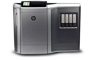 HP unveils 3-D printer and desktop PC - Photo