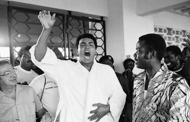 'I Am Ali' - Drawing from a collection of audiotapes recorded by Muhammad Ali as a personal journal, this affecting documentary offers new perspectives on the legendary boxer's life outside the ring. Available Dec. 9 Photo: Horst Faas, AP / AP