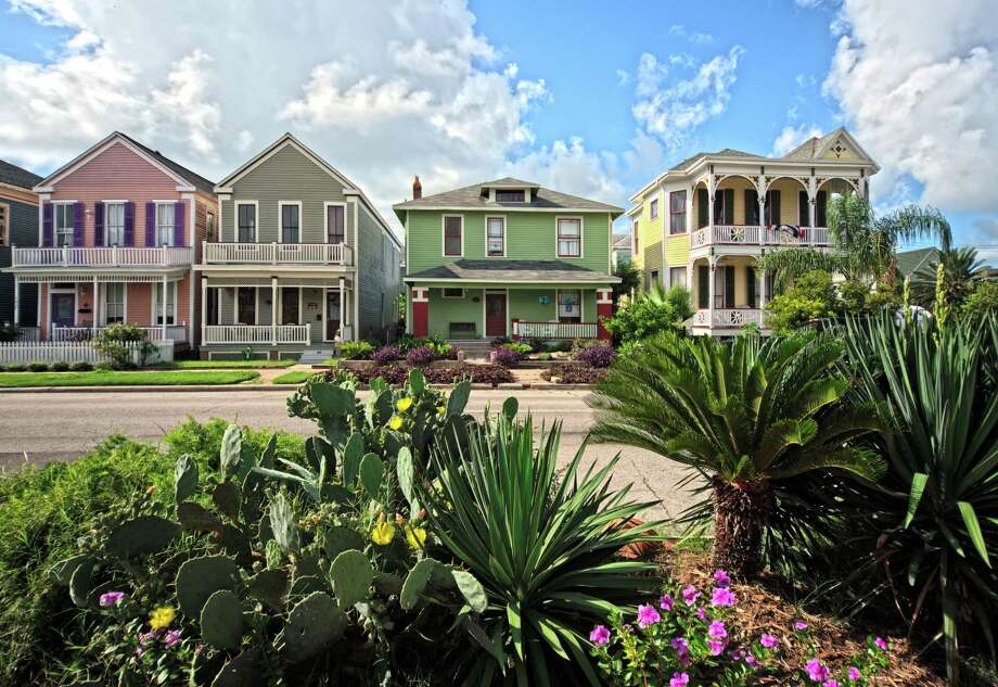 Galveston's East End Historical District is the site of an upcoming extended-stay hotel.  Photo: Galveston CVB / Vadim Troshkin