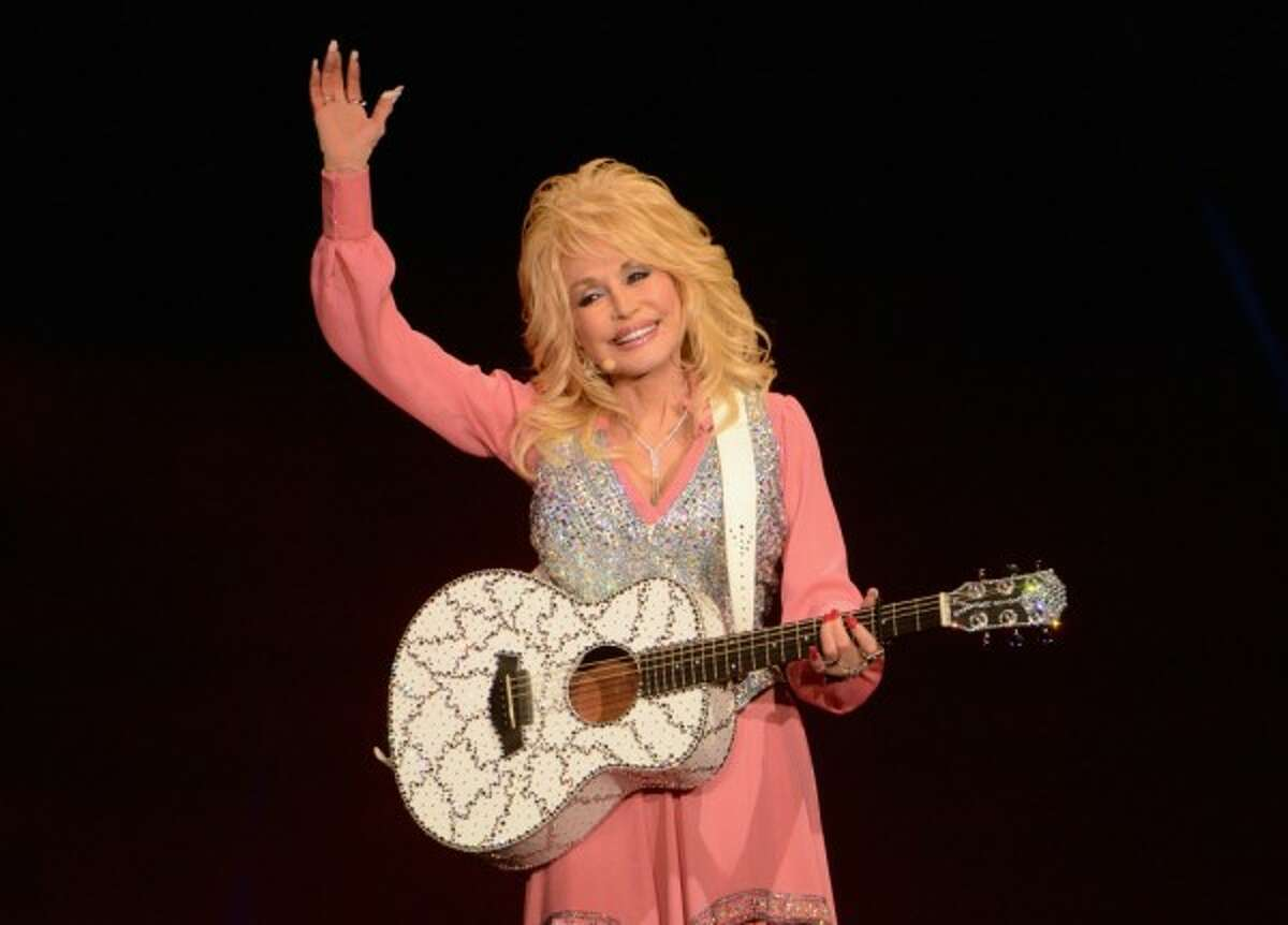 Dolly Parton - It's hard to believe she's only played it once in 1978. We think it's time for another spin on the stage.
