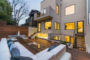 International designer reimagines high-tech home in Noe Valley - Photo