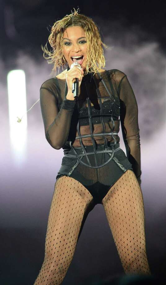 Superstar Beyonce Knowles was born and raised in Houston.  Photo: FREDERIC J. BROWN, Staff / AFP