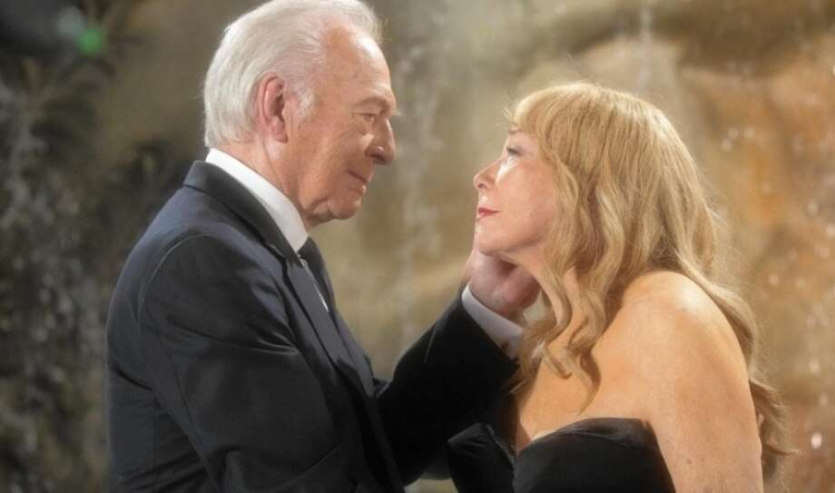 "Christopher Plummer and Shirley MacLaine in ""Elsa & Fred."" Photo: Defiant Pictures / Defiant Pictures / ONLINE_YES"
