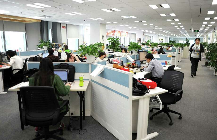 Here are the top 10 city for job growth in 2014. Photo: WANG ZHAO, Getty Images / AFP