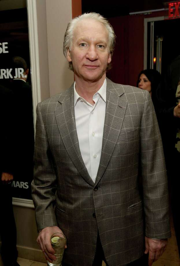 TV personality Bill Maher is the invited commencement speaker at UC Berkeley. Photo: Imeh Akpanudosen / Getty Images For Warner Bros. / 2014 Getty Images