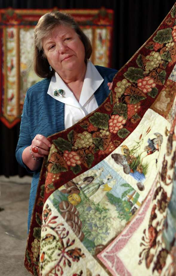Nothing old-fashioned about these quilts - Houston Chronicle : old city quilts - Adamdwight.com