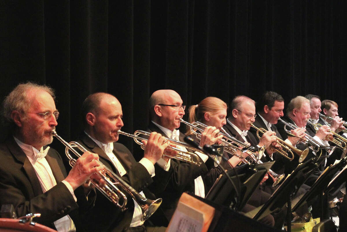 """Among the community concerts this Veterans' Day weekend is a """"Journey to the Western Frontier!,"""" with a salute to John Wayne, featuring the Connecticut Symphonic Winds. It is on Nov. 8 at 7:30 p.m. at Ludlowe Middle School in Fairfield."""