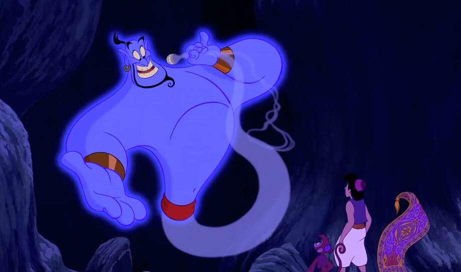 "Disney's ""Aladdin"" turns 23 years old in 2015. Photo: Disney 1992 / Disney 1992 / ONLINE_YES"