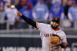 Sandoval says he wants to stay, but he'll have options - Photo