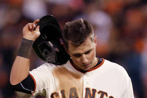 Giants' World Series stars and stumbles - Photo