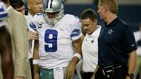 Romo's status up in air for Sunday against Arizona - Photo
