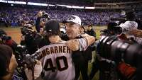 Giants beat Royals in Game 7 for 3rd title in 5 years - Photo