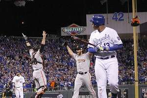Jenkins: Savor it, the Giants are world champions again - Photo
