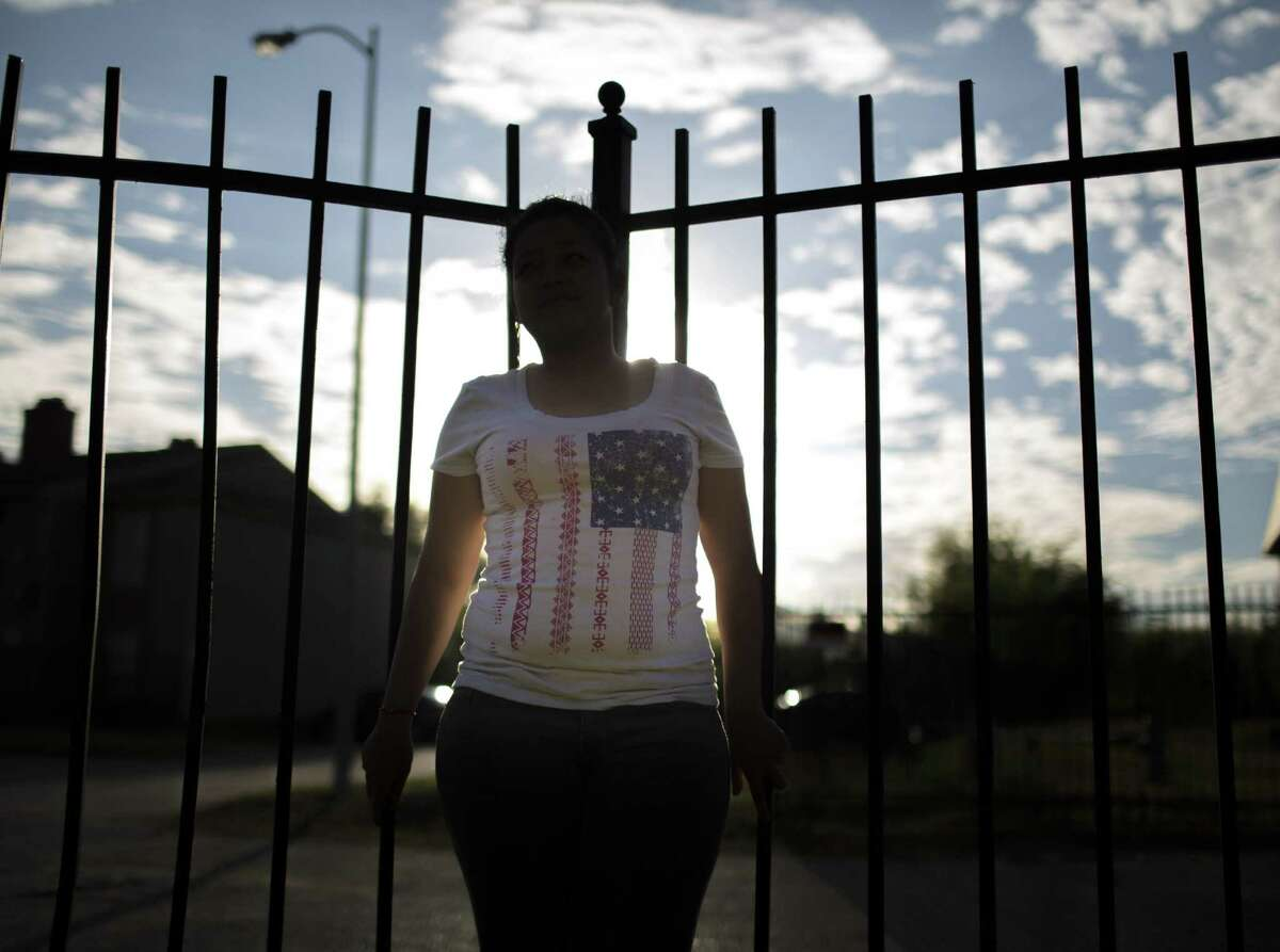 Martha, a Honduran teen living in Houston, came to the United States after suffering abuse by a boyfriend. A recent court decision could allow her to have residency status.