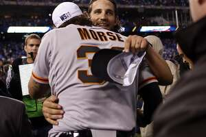More than just a title for Morse, Affeldt - Photo