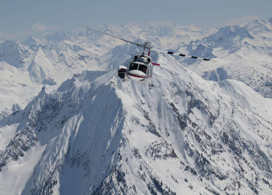 Canadian Mountain Holidays Powder 101 offers heli-skiing camps and include practically everything except your airfare and gear. Photo: Brad White / ONLINE_YES