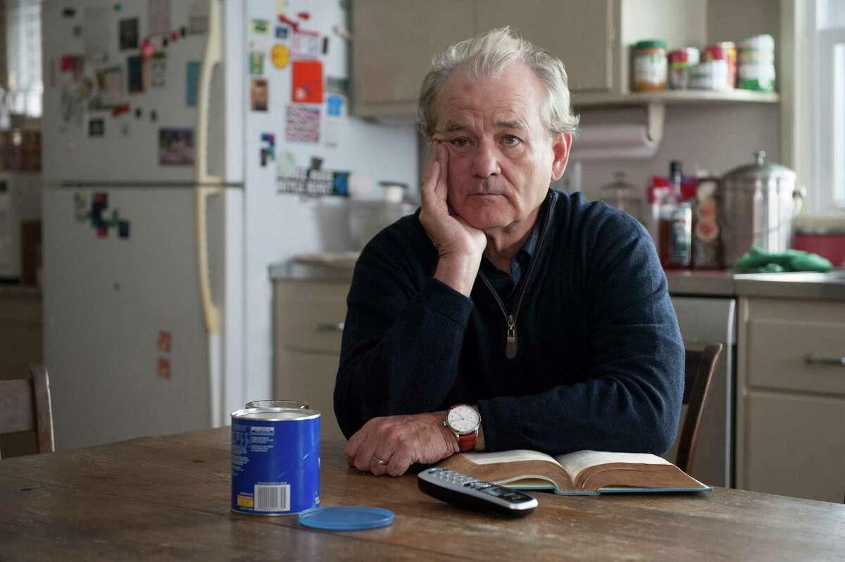 "Bill Murray stars as Jack Kennison in the new HBO mini-series ""Olive Kitteridge."" (Jojo Whilden/MCT)"