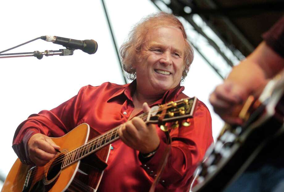 Don McLean performs at the final Alive@Five concert of summer 2007. McLean will be back in the area to perform at the Norwalk Concert Hall in Norwalk, Conn., on Nov. 15, 2014. For ticket information, visit http://fairfieldtheatre.org. Photo: File Photo, ST / Stamford Advocate File Photo
