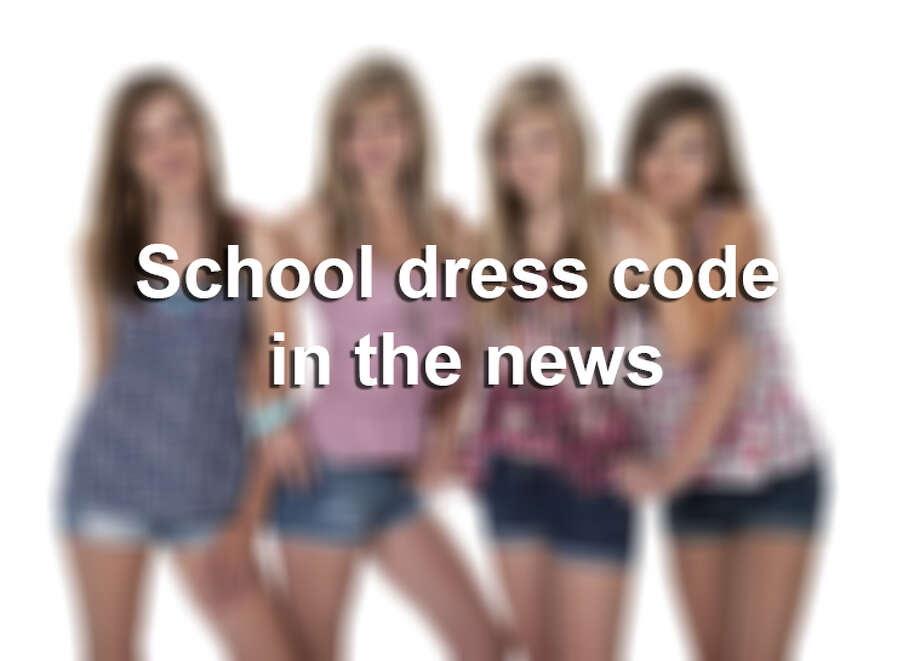 Here's a look at school dress code flare-ups in news through the years. Photo: File