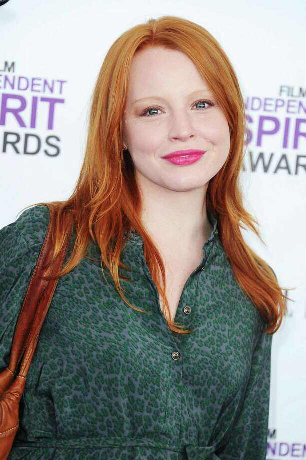 "Lauren Ambrose, who was born in New Haven, is back on the 11th season of ""The X-Files,"" where she plays special agent Einstein, a young FBI recruit. New episodes premiere on Jan. 3 on FOX. Photo: Getty Images / 2012 Getty Images"
