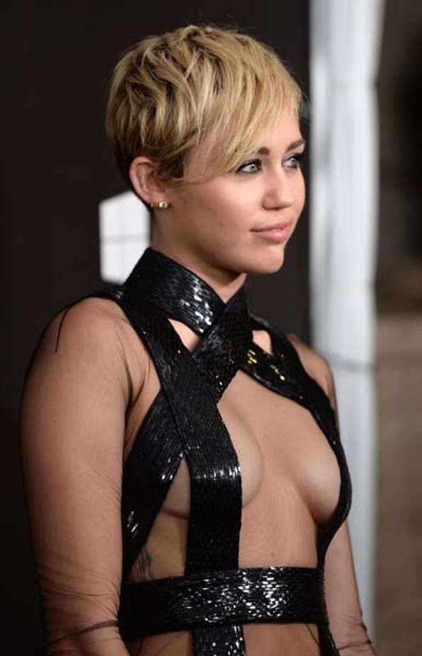Miley Cyrus Photo: ROBYN BECK, Getty Images / AFP