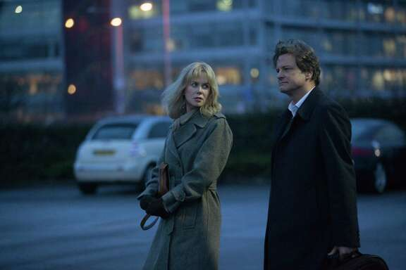 "Nicole Kidman and Colin Firth deliver strong performances in ""Before I Go to Sleep."""