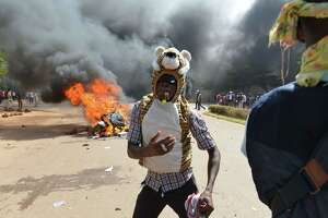 Burkina Faso president declares state of emergency - Photo