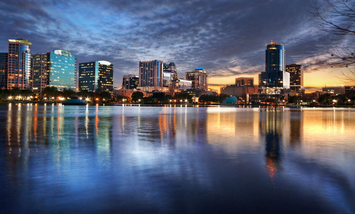 19. Orlando-Kissimmee, FL Top industry:Technology Top job:Project Manager Unemployment rate:4.3 percent Median rent:$1,500 Source:ZipRecruiter