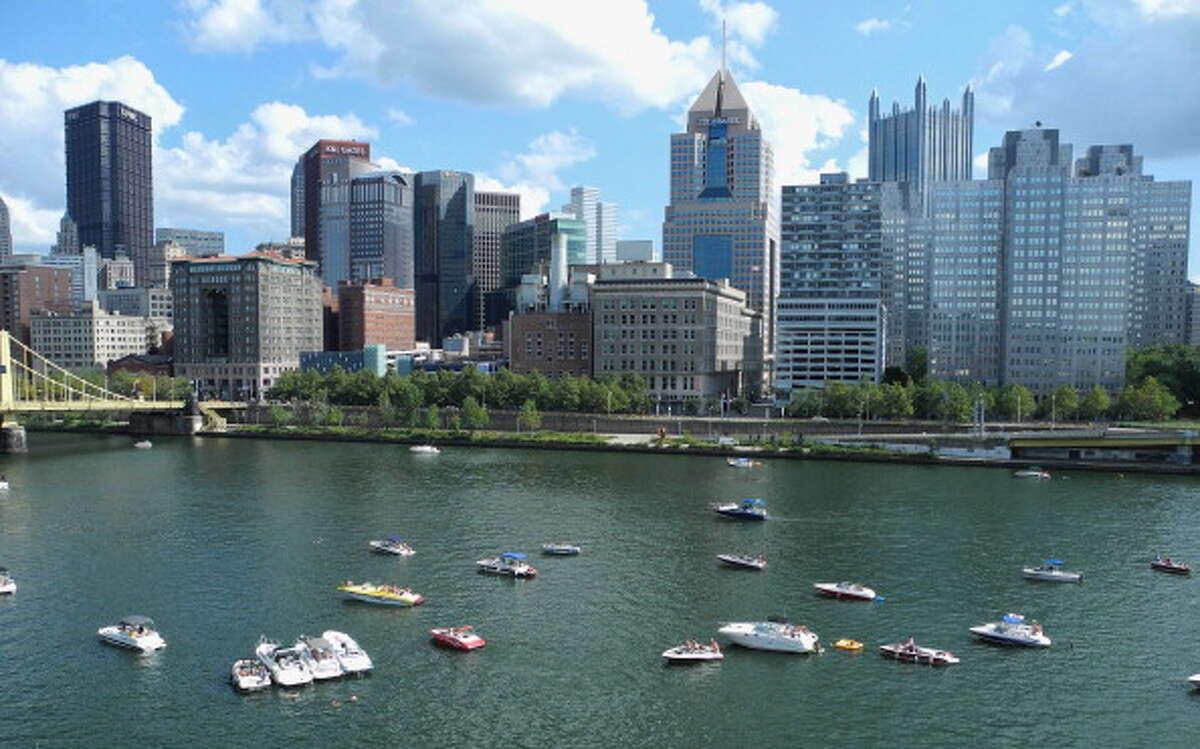 10. Pittsburgh, Pennsylvania
