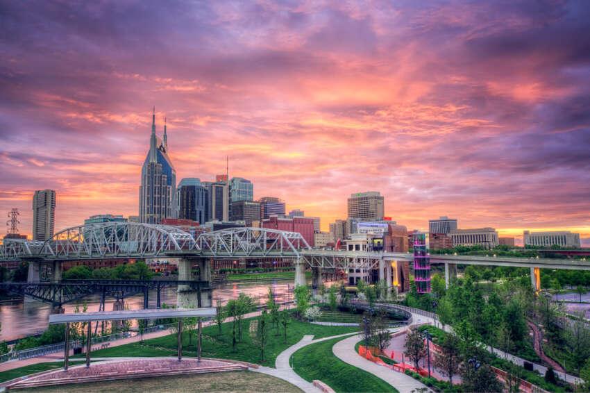 19. Nashville, Tenn.