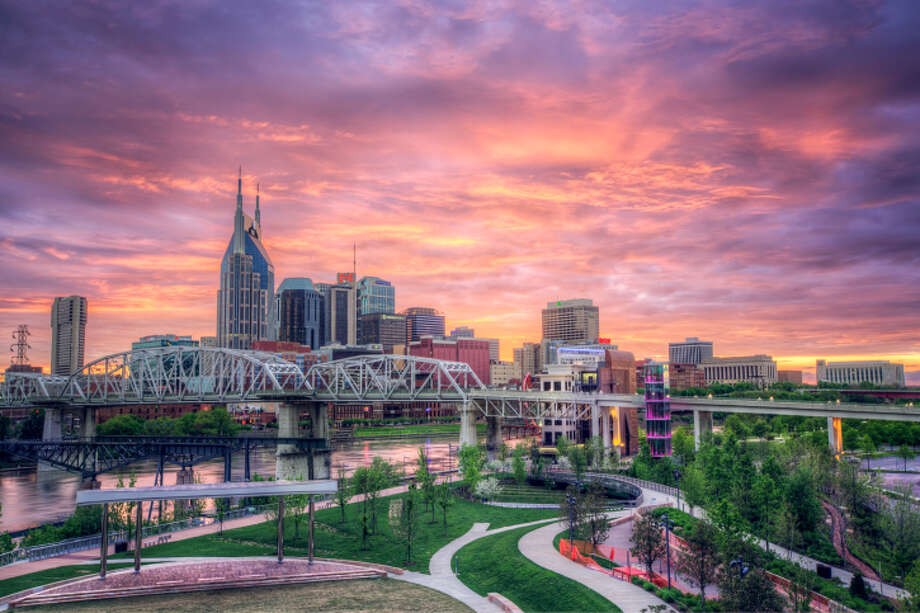 Top 10 Tourist-loving Cities10) Nashville, Tenn. Photo: Malcolm MacGregor, File  / Flickr RF