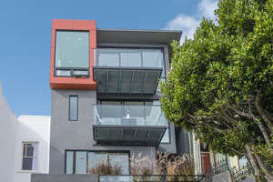 Hot Property: Rebuilt Corona Heights home includes five decks - Photo