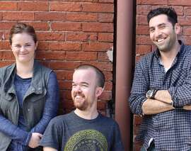 Ally Johnson, Brad Williams and Kevin Klein of the KITS morning show are relatively untainted by broadcast radio.