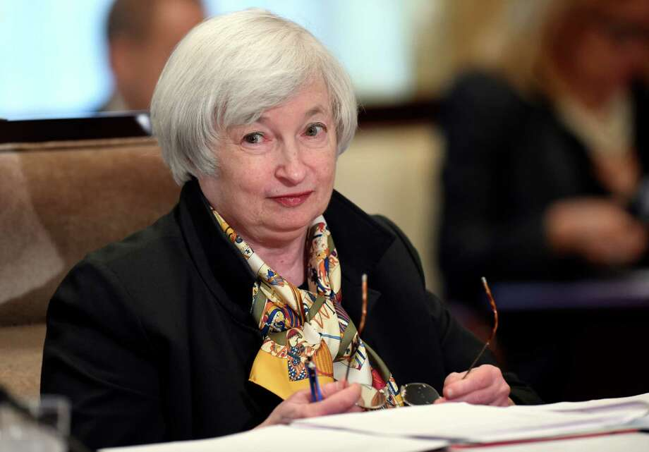 Federal Reserve Chairwoman Janet Yellen recently warned of the sustained rise in economic inequality. Photo: Susan Walsh / Susan Walsh / Associated Press / AP