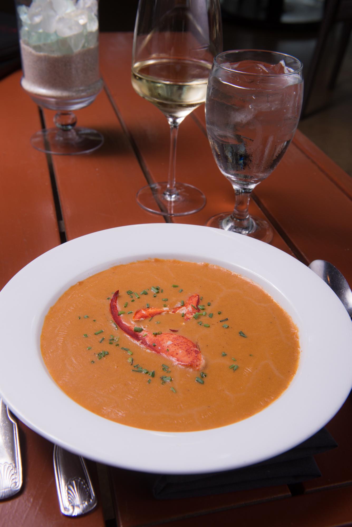 Wildfish s modern interpretation to classic lobster and for Wild fish san antonio