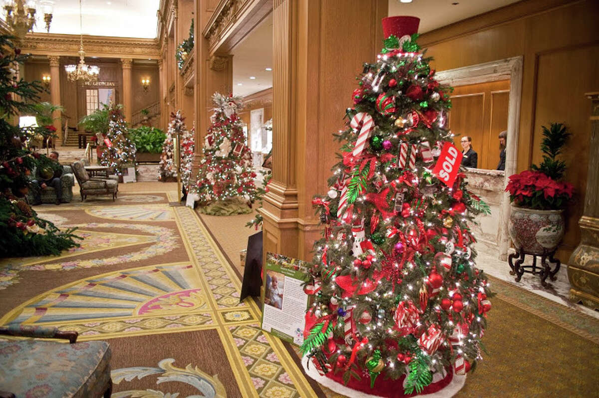 Festival of Trees: Through Dec. 3