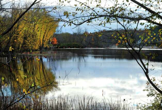 View of the Hudson River on Thursday Oct. 30, 2014 in Schuylerville, N.Y. (Michael P. Farrell/Times Union) Photo: Michael P. Farrell