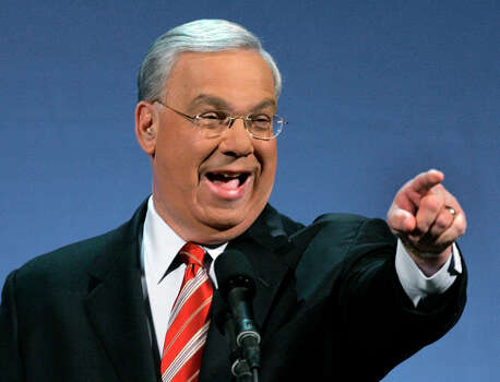 Thomas Menino, 1942-2014: The popular former mayor of Boston who gained national attention during the hunt for the Boston Marathon bombers died on Oct. 30 from cancer. He was 71. Photo: Elise Amendola, STF / AP