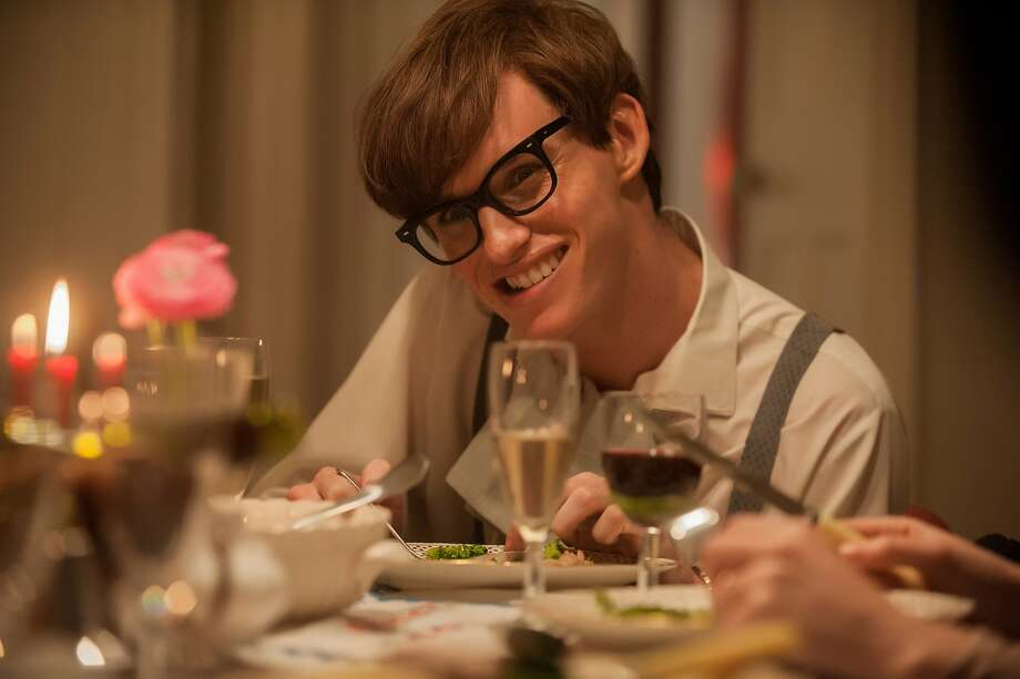 "Eddie Redmayne won a best actor Oscar for his portrayal of Stephen Hawking in ""The Theory of Everything,"" a Focus Features release. (Liam Daniel/Focus Features/MCT) Photo: Liam Daniel, McClatchy-Tribune News Service"