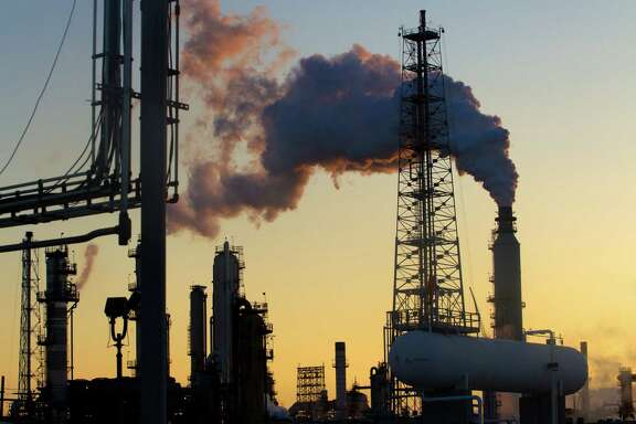 The BP refinery on Monday, Oct. 8, 2012, in Houston. ( J. Patric Schneider / For the Chronicle )