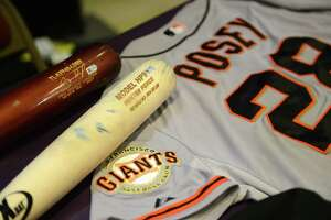 World Series items to be part of Hall of Fame display - Photo
