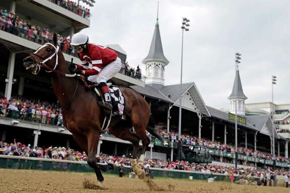 Rosie Napravnik rode Untapable to a win at the Kentucky Oaks at Churchill Downs in May.